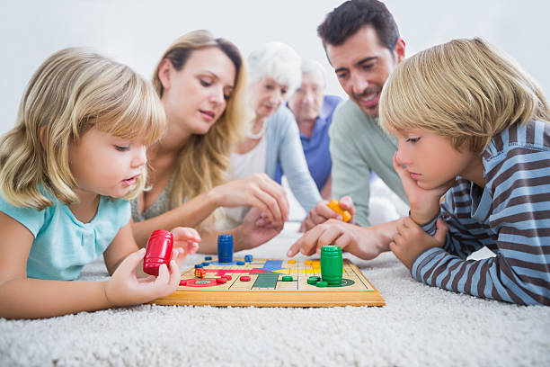 A Family trying Theraplay in Las Vegas for Child Therapy