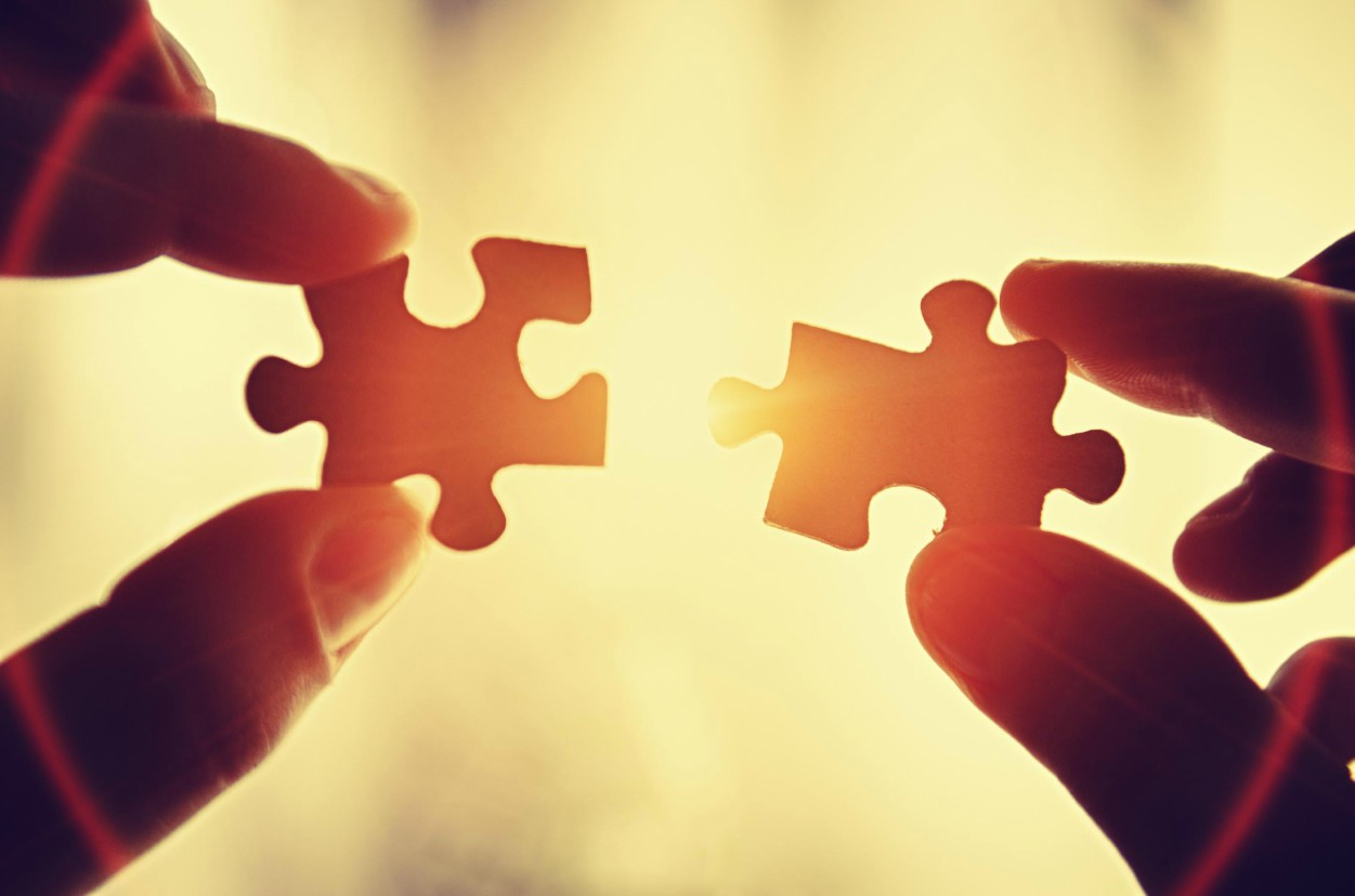 Puzzle Peices solving problems for las vegas couples in couples therapy